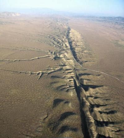san andreas fault images san andreas fault longer than previously estimated