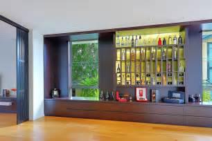 Modern Built In Display Cabinet Magnificent Liquor Cabinet Furniture In Wine Cellar