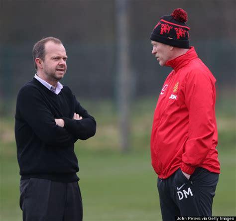 ed woodward manchester united david moyes sacked should ed woodward face manchester