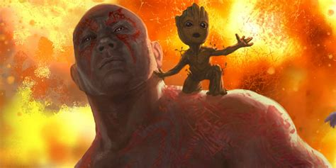 The Guardians 2 guardians of the galaxy 2 vin diesel teases naive baby