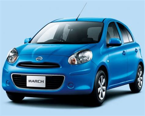 Kas Rem Mobil Nissan March Harga Mobil Nissan March Dan Spesifikasi Detailmobil