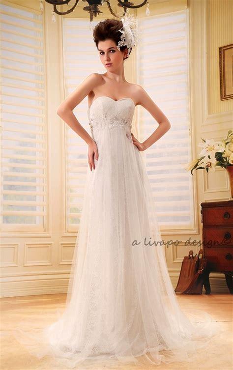 219 best Empire Waist Wedding Gowns images on Pinterest