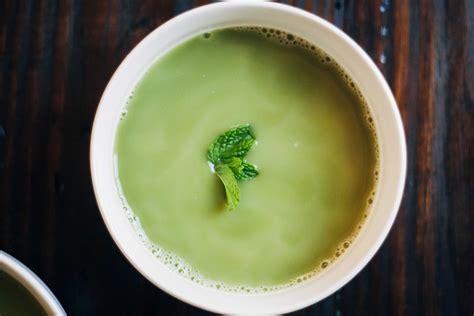 Sopu Matcha Green Tea matcha mint tea well and