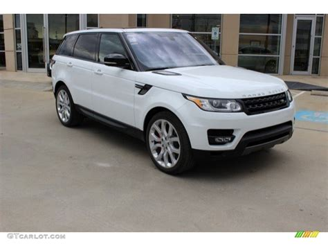 land rover supercharged white 2016 fuji white land rover range rover sport supercharged