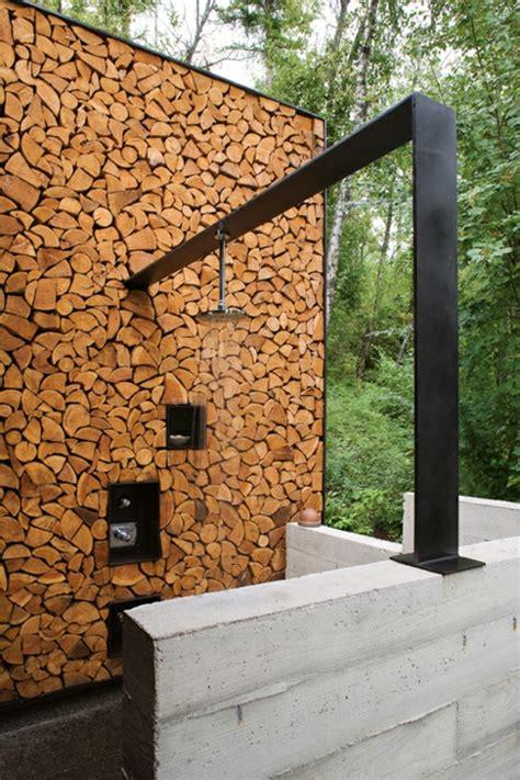 pavillon zum ausziehen au 223 endusche gartengestaltung mit dusche im au 223 enbereich