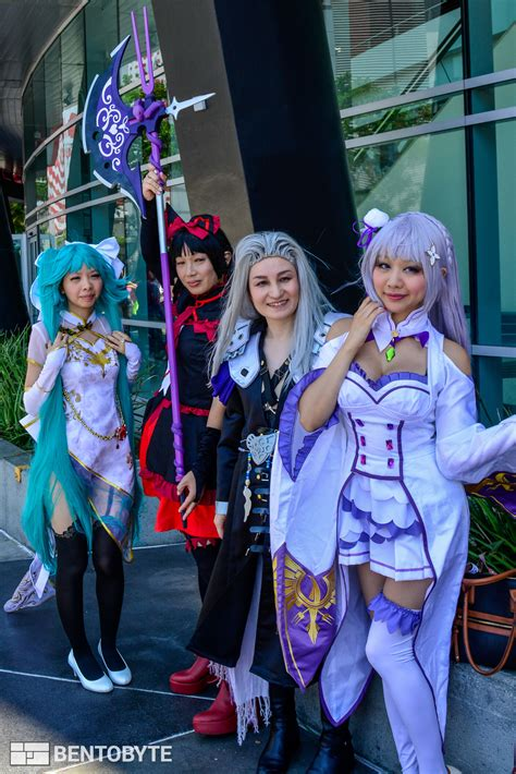 Day 0 Anime Expo by The Day 3 Cosplayers Of Anime Expo 2016 Bentobyte