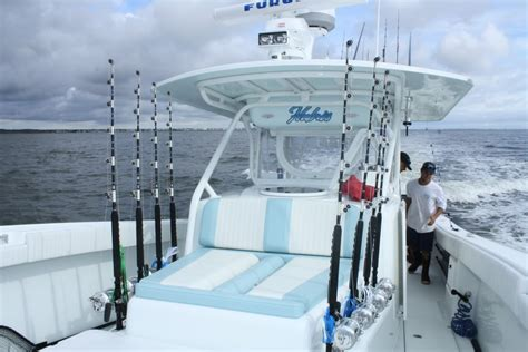 yellowfin boats any good 42ft yellowfin with quad 300 s for sale the hull truth