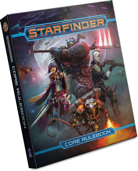 starfinder pawns archive pawn box books paizo starfinder rulebook