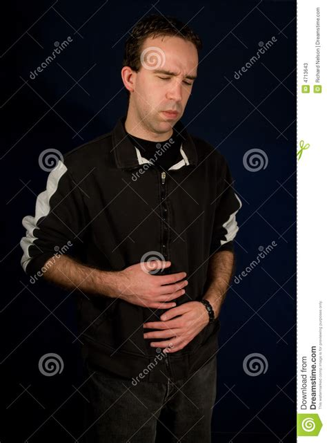 my has an upset stomach upset stomach stock photos image 4713643