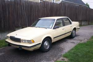 1990 Buick Century 1990 Buick Century Pictures Information And Specs