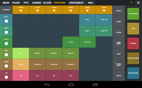 android studio keyboard layout free il remote for fl studio loads of control for android