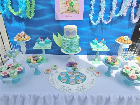 little decorations little mermaid party ideas pinterest www imgkid com