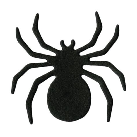 printable spider images 6 best images of printable spider template halloween