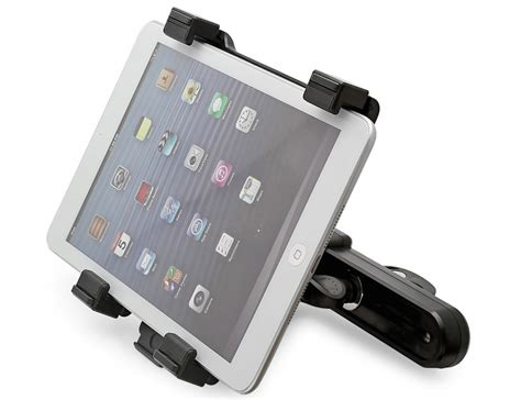 car seat mount okra 174 360 176 degree adjustable rotating headrest car seat