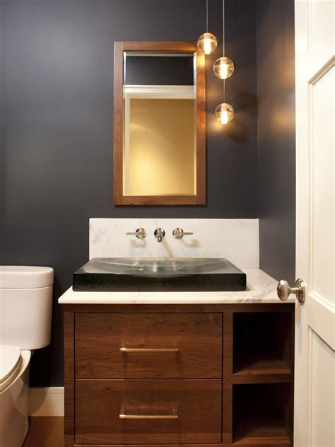 Bathroom Hanging Light Vanity Lighting Hgtv