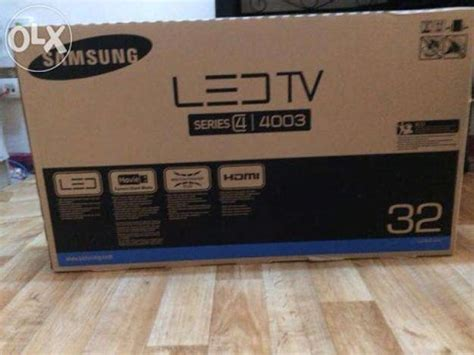 Samsung Led Tv 32 Inch Series 4 4003 Samsung Led Series 4 4003 Unboxing