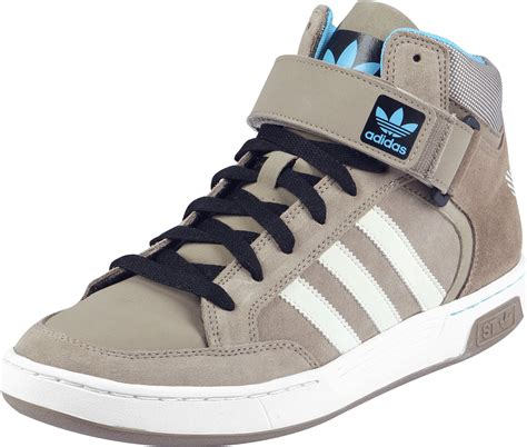 adidas varial mid st shoes beige white