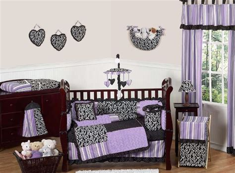 The Crib Decor by Beyond Bedding Boutique Crib Bedding Set By Jojo
