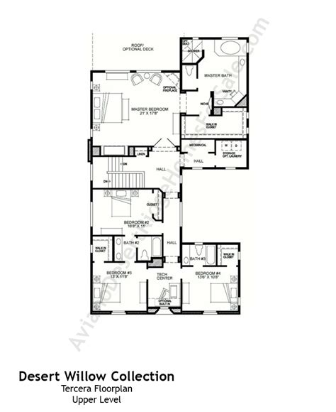 desert house plans desert willow collection floor plans aviano desert ridge