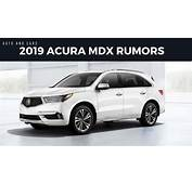 Acura Mdx 2019  Best New Cars For 2018