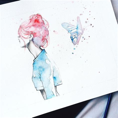 imagenes tumblr watercolor wim enjoyed and liked on instagram from kelogsloops