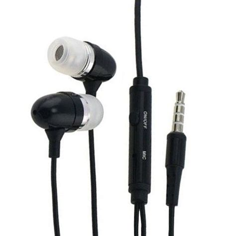 Headset Samsung Note 5 in ear headphones earphones with mic for samsung galaxy