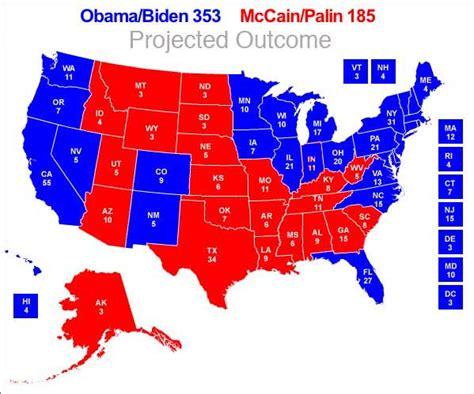 states vs blue states comparison vaughn s summaries