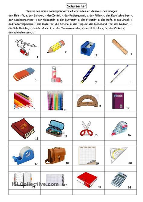 garten der wörter 50 besten daz schreibwaren schule bilder auf