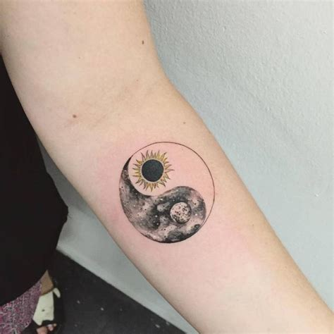 best 25 yin yang tattoos ideas on pinterest yin yang