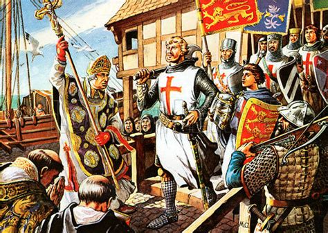 the crusades a history from beginning to end books knightly leaders of the crusade history in photos