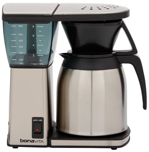 Bonavita BV1800 8 Cup Coffee Maker Full Review