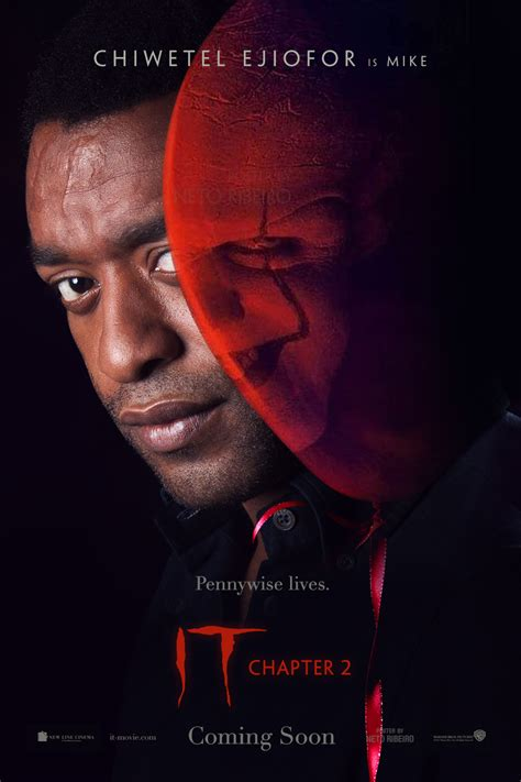 film it part 2 it chapter 2 2019 chiwetel ejiofor poster by