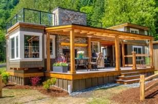 Tiny Cottages tiny house talk luxury park model tiny cottage with