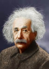 albert einstein in color albert einstein colorized flickr photo