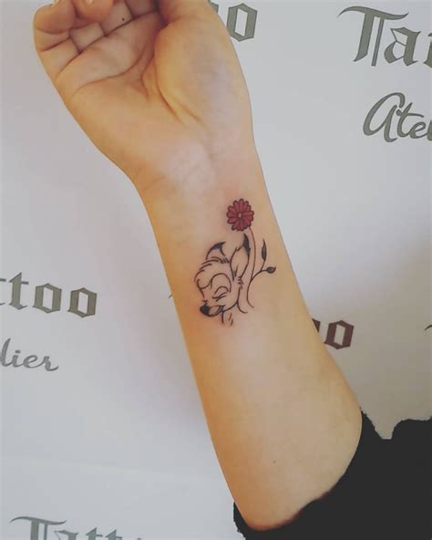 20 bambi tattoo designs ideas design trends premium