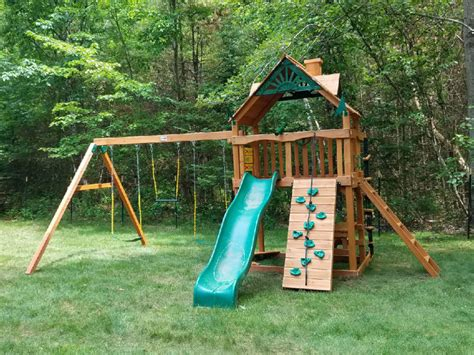 swing assembly playset assembler swing set installer in windham nh