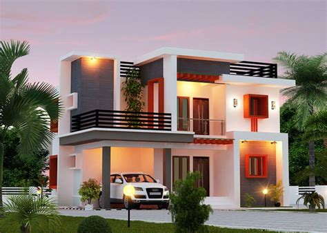 contemporary house designed by nila homes