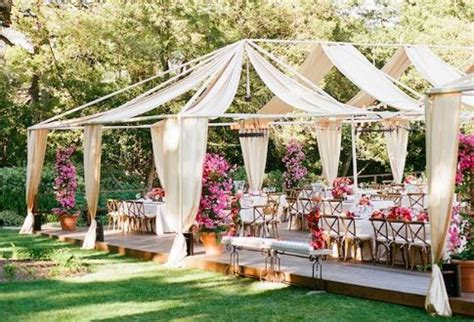 tent draping tutorial 1000 images about wedding table on pinterest receptions