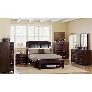 rodea bedroom set casana rodea platform sleigh bed stoney creek furniture