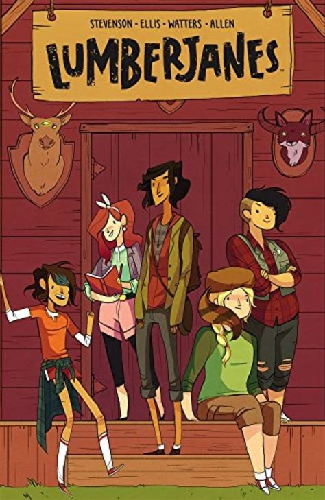 a s volume 1 books lumberjanes vol 1 beware the kitten holy by noelle