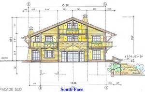 Swiss Chalet Floor Plans by Residential Chalets In Villars