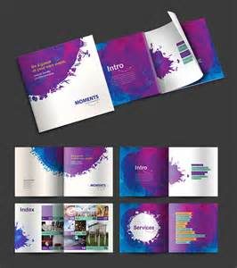 template inspiration 30 best picks of brochure design ideas template exles