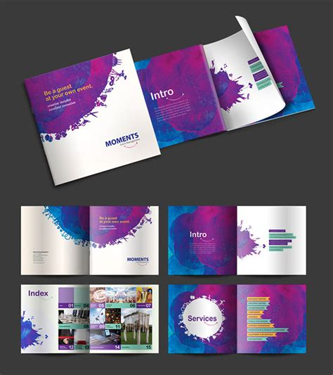 30 best picks of brochure design ideas template exles