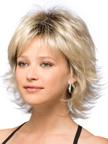 easy wash and wear hairstyles nice hairstyle for short hair with long layers this is my