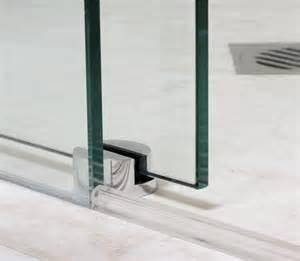 Shower Screens Sliding Door Hydroslide Frameless Sliding Shower Screens Clearly Glass