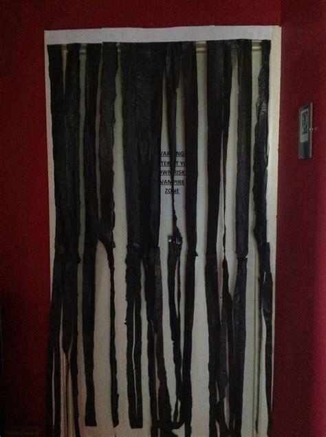 spooky curtains spooky door curtain 183 how to make a curtain blinds 183 art