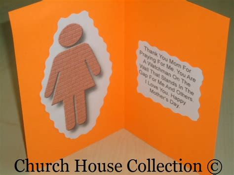 mothers day cards to make in school mothers day card for to make in sunday school quot thank