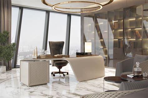 popatrz na ten projekt  atbehance luxurious office