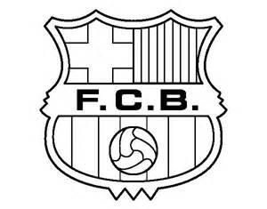 escudo alimenticio para pintar dibujo de un escudo del f c barcelona para pintar