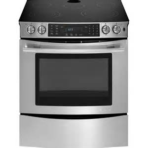Cooktop Stove Slide In Electric Range With Convection 30 Quot Jenn Air